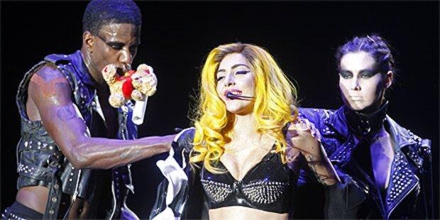 Lady Gaga räumt MTV-Musikpreise ab