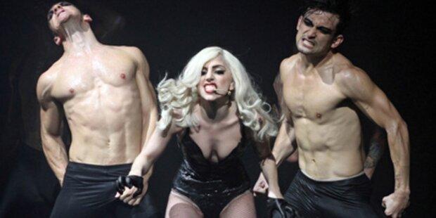 Lady Gaga singt geheimen neuen Song