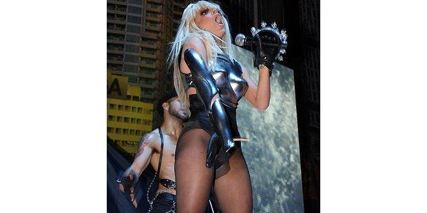 Lady Gaga liebt ihren Schritt