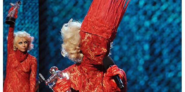 Für diese sexy Videos gewann Lady Gaga