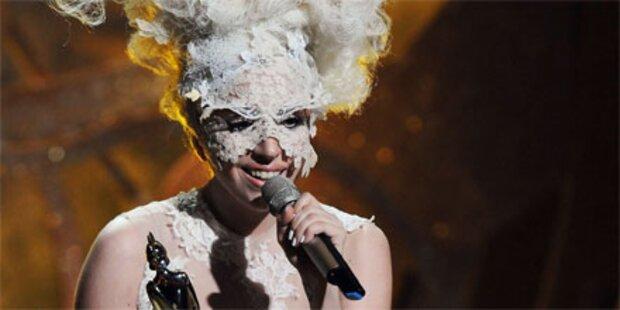 Gaga räumte beim Echo-Musikpreis ab
