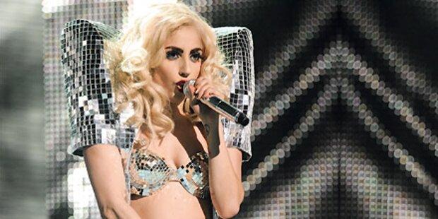 Lady Gaga nimmt in Wien Song auf