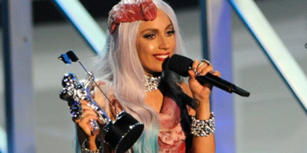 MTV Awards: Gaga schockt und räumt ab