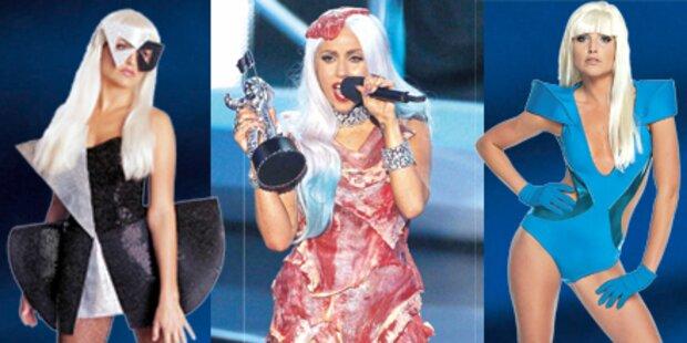 Alle wollen Lady Gaga sein
