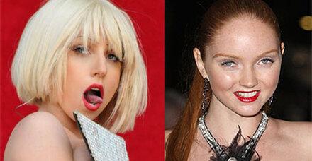 Lady Gaga & Lily Cole als Märchenfiguren