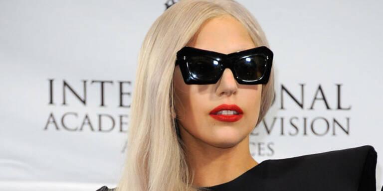 Lady Gaga cashte  90 Mio.