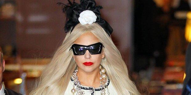 Gaga sprach im Weißen Haus über Mobbing