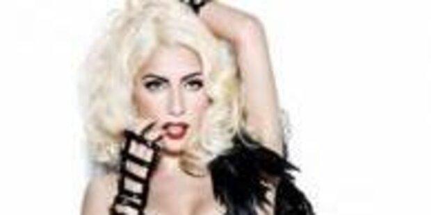 Lady Gaga Viva Glam Lipstick Kampagne