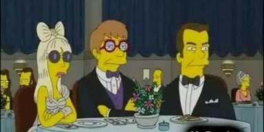 Lady Gaga: Gastauftritt bei den Simpsons