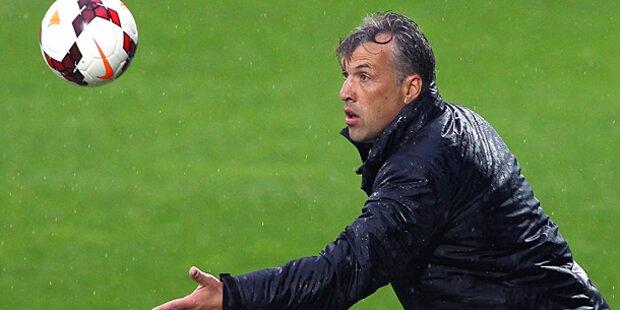 Austria feuert Trainer Gager