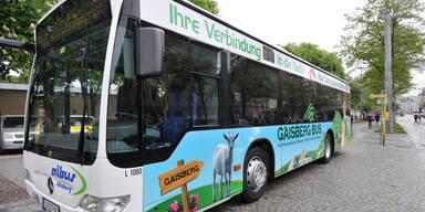 Neuer Gaisbergbus