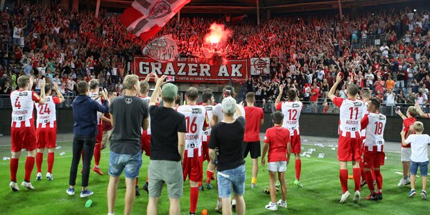 Fanhype in der Regionalliga