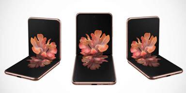 Samsung Galaxy Z Flip kommt jetzt mit 5G
