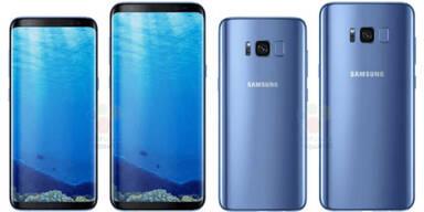 Alle Infos vom Samsung Galaxy S8/S8+