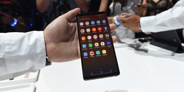 Samsung erwägt Handy-Produktionsstopp