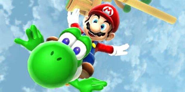 Zahlreiche neue Spiele für Wii und DS