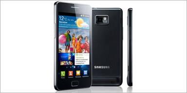 Samsung Galaxy S2 in Österreich ab 0 Euro