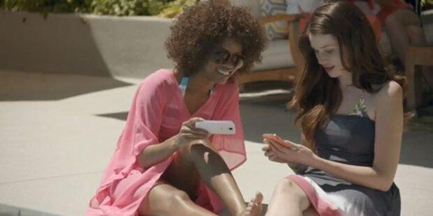 Galaxy S4-Spot lästert über iPhone-User