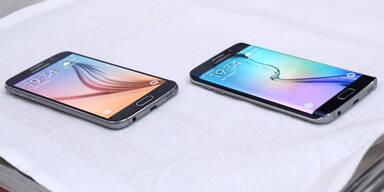 Galaxy S6 (Edge) vor dem Start bekommen