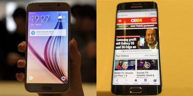 Samsung Galaxy S6 (Edge) im Test