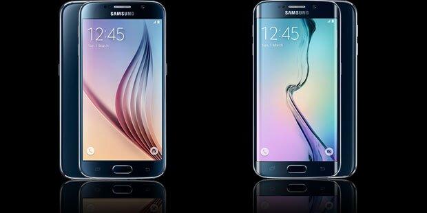 Galaxy S6 (Edge) bei uns bereits bestellbar