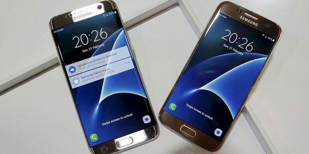 Samsung Galaxy S7 (edge) derzeit billiger