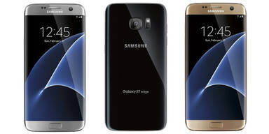 Galaxy S7 & S7 edge greifen iPhone an