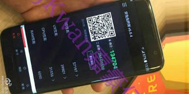 Fotos zeigen Galaxy S7 in Aktion