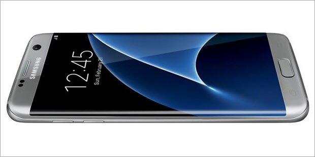 Galaxy S7: Fotos und alle Daten geleakt