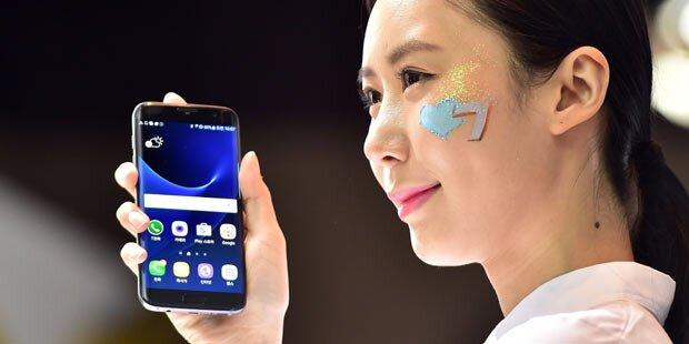 Galaxy S7 (edge) setzt Höhenflug fort