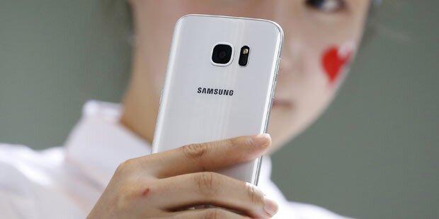 Nutzer behalten ihre Smartphones länger