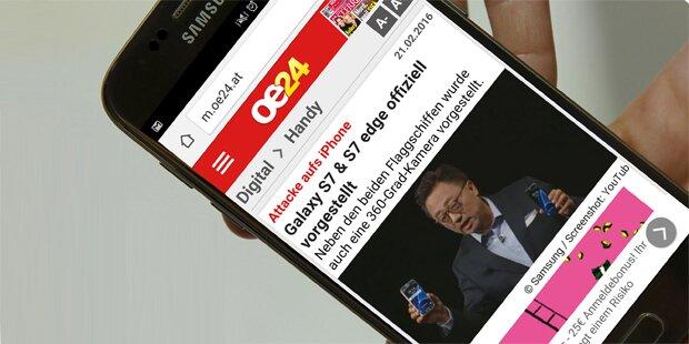 Galaxy S7 (edge) überzeugt im Test