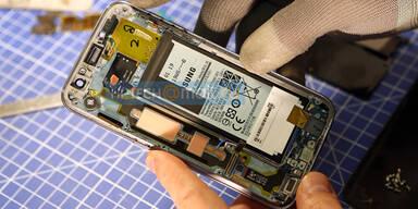 Galaxy S7 (edge) setzt auf geniale Kühlung