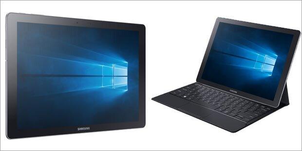 Samsung greift mit Galaxy Tab Pro S an