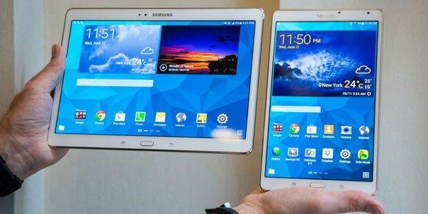 Intel holt bei Tablets & Smartphones auf