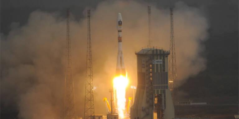 Erste Galileo-Satelliten gestartet