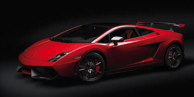 Gallardo LP 570-4 Super Trofeo Stradale