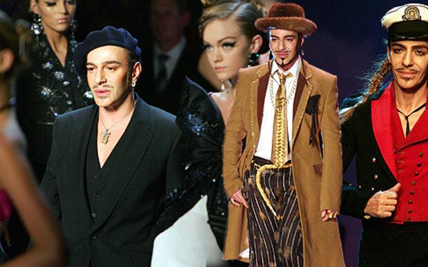 Galliano entschuldigt sich nach Dior-Rausschmiss