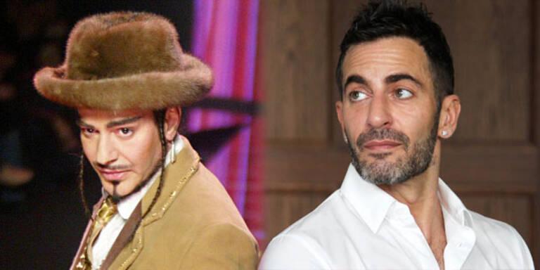 Marc Jacobs könnte Gallianos Nachfolger werden
