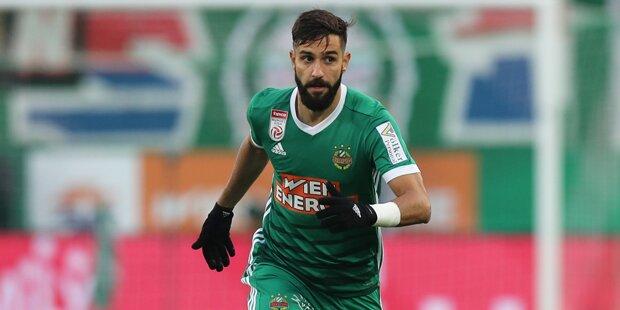 Transfer-Hammer: Galvao verlässt Rapid