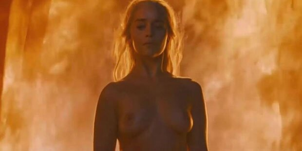 GoT: Emilia Clarke zieht wieder blank
