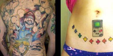 game-tattoos-konsole