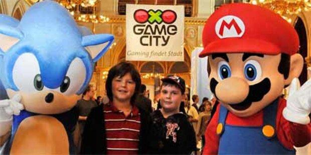 Game City 2010 mit zahlreichen Highlights