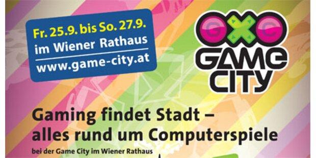 Gaming findet Stadt -Spielemesse in Wien