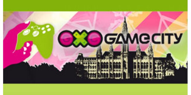 Game-Event im Wiener Rathaus