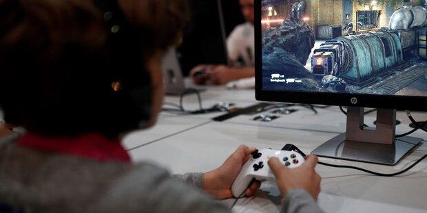 4,9 Millionen Österreicher sind Videospieler
