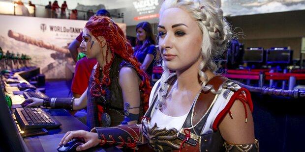 Gamescom öffnet für alle Besucher