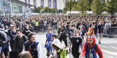 Fans stürmen die gamescom 2019