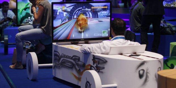 Die coolsten Fotos von der gamescom 2012