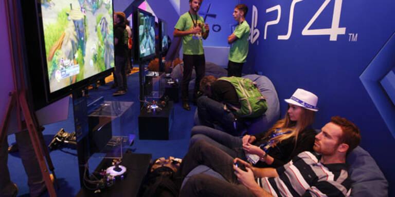 PS4 & Xbox One werden mit Tablets vernetzt